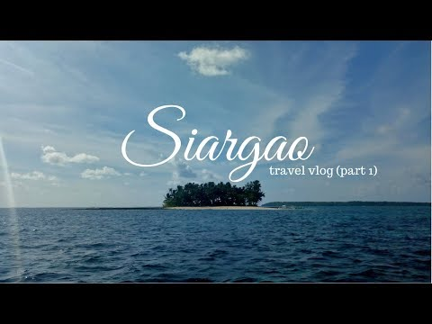 Siargao Travel Guide for Non-Surfers! (Part 1) | Vlog #4