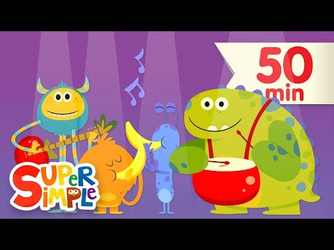 Thumbnail: Apples & Bananas | + More Kids Songs | Super Simple Songs