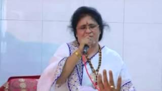 Shri Sachidanand Sakshi Satsang Mandal Presents - Beautiful melodious bhajan by Rachna didijee