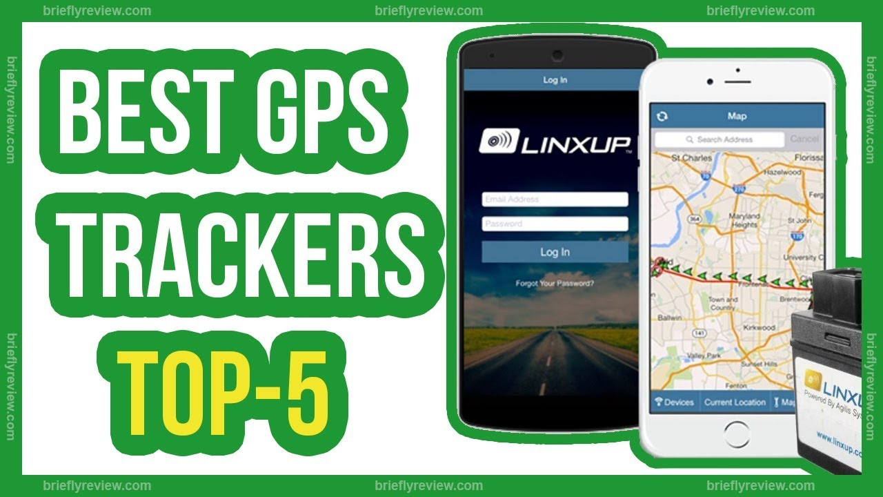 Top 5: Best GPS trackers 2018 | What is the best gps tracker?