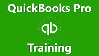 QuickBooks Desktop Pro 2019 Tutorial Tracking Vehicle Mileage Intuit Training