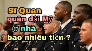 Sĩ quan Mỹ ở nhà bao nhiêu tiền ? Lính Mỹ Gốc Việt Sailor Family