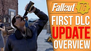 Fallout 76 Just Got a 20GB Update