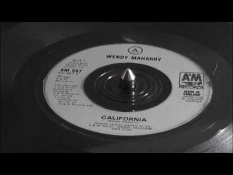 Wendy MaHarry  California