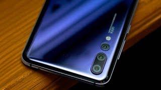 Обзор Huawei P20 Pro - король ночных фото!