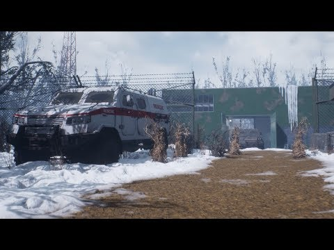 Winter Outpost (Unreal Engine 4)