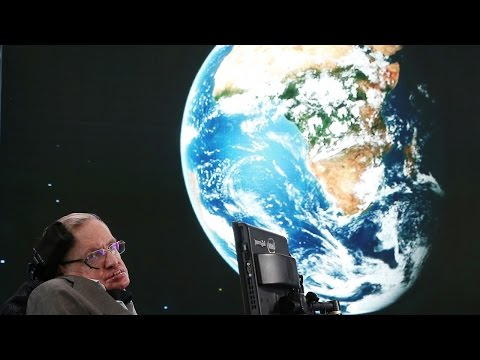 Stephen Hawking says Earth has expiration date