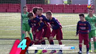 Top five Academy goals. Which is your favorite?