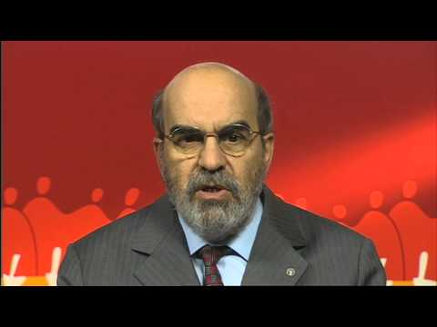 FAO DG José Graziano da Silva for European Development Days