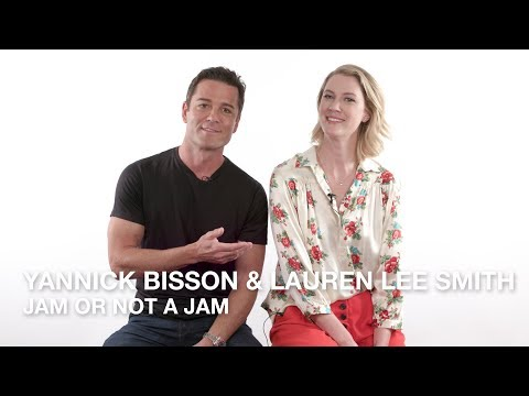 Jam or Not a Jam with Yannick Bisson & Lauren Lee Smith