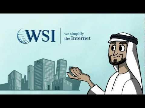 WSI your online business partner in Dubai & UAE