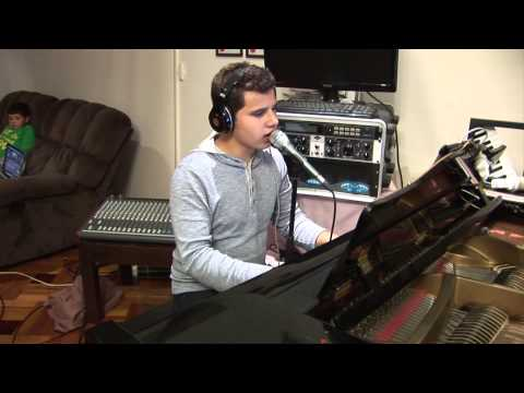 CLOSE YOUR EYES MICHAEL BUBLE COVER BY ALEX GOGOASE 2013