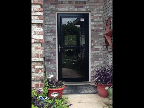 Our Experience with Lowes on (2) Exterior Door Installations with storm doors