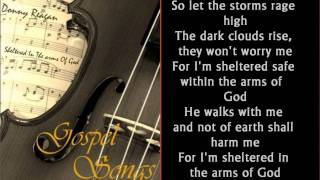 Download Mp3 Sheltered In The Arms Of God - Donny Reagan