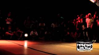 Jeromeskee vs Profo Won | Exhibition | Who Can Roast The Most 17 (Bay Area)