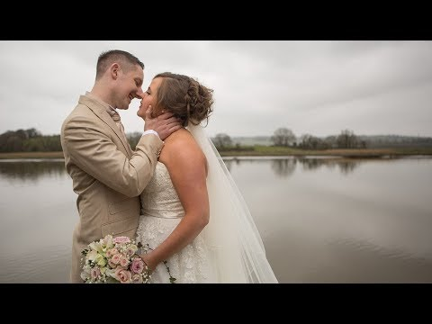 Pentillie Castle Wedding - Janique & Simon