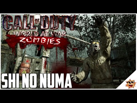 "Shi No Numa ~ ""2 Player CO-OP"" World Record Round Attempt! 