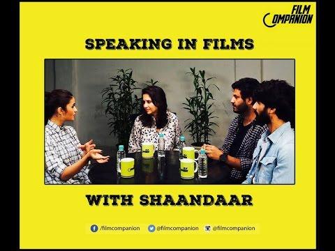 FC Funnies   Speaking In Films   Shaandaar