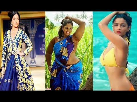 TOP 10 FAT AND MARVELOUS INDIAN PLUS SIZE ACTRESSES thumbnail