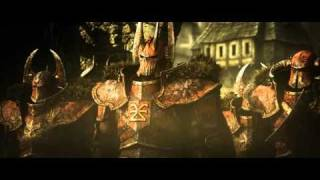 Warhammer: Mark of Chaos - Battle March Intro