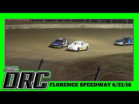 Florence Speedway | 6/23/18 | Hornet Feature