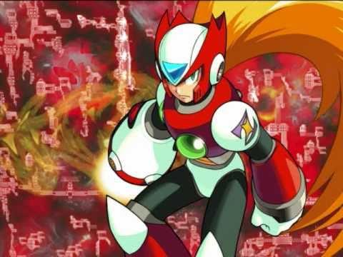 Megaman X - Metal Version - Zero Against Neo Arcadia