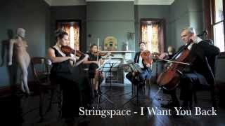 I Want You Back - Stringspace - String Quartet - Jackson 5