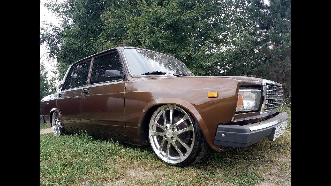 Russian Low Classics VAZ 2107 255