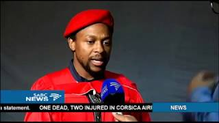 Mbuyiseni Ndlozi receives PhD from Wits