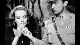 Marlene Dietrich:  Ich Weiss Nicht, Zu Wem Ich Gehöre