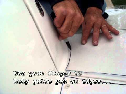 PlasDECK Synthetic Teak Decking Template & Installation
