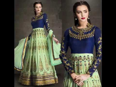Floor Length Anarkali Suits The Best Indian Salwar Kameez Collection of 2017 |  Designersandyou
