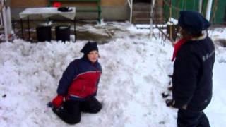 Hóemberek - Ipacs Anita, Ipacs Fannika