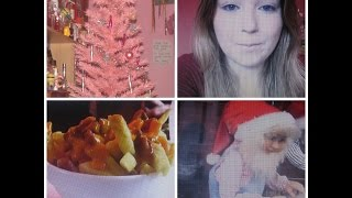 VLOG  Christmas Decorating, Longest Vlog Ever! Thumbnail