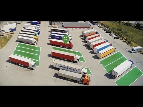 TransParking - Truck parkings