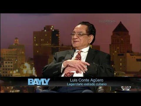 Jaime Bayly entrevista a Luis Conte Aguero.