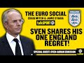 """""""MY ONE THREE LIONS REGRET..."""" 👀 Sven-Goran Eriksson on Rooney, Beckham and more! 