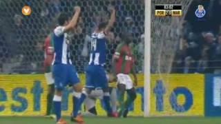Liga Portuguesa 11/12 (13ªJ):  FC Porto 2-0 Marítimo (17-12-2011)