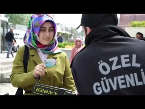 Marmara Üniversitresi İlahiyat Fakültesi 2016 Mezunları Mezuniyet filmi