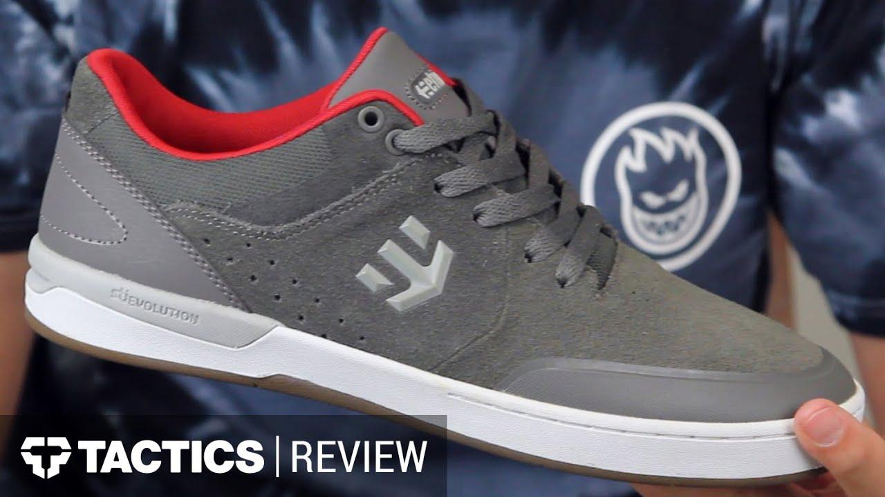 Etnies Marana Xt Skate Shoes Review Tacticscom Youtube