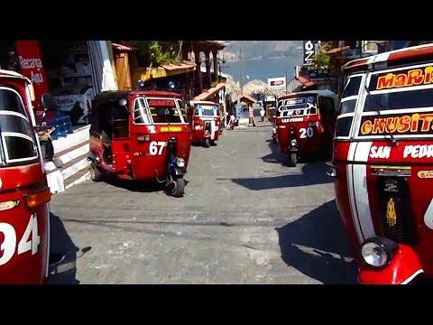 Lake Atitlan, Guatemala: A Tour of San Pedro Town