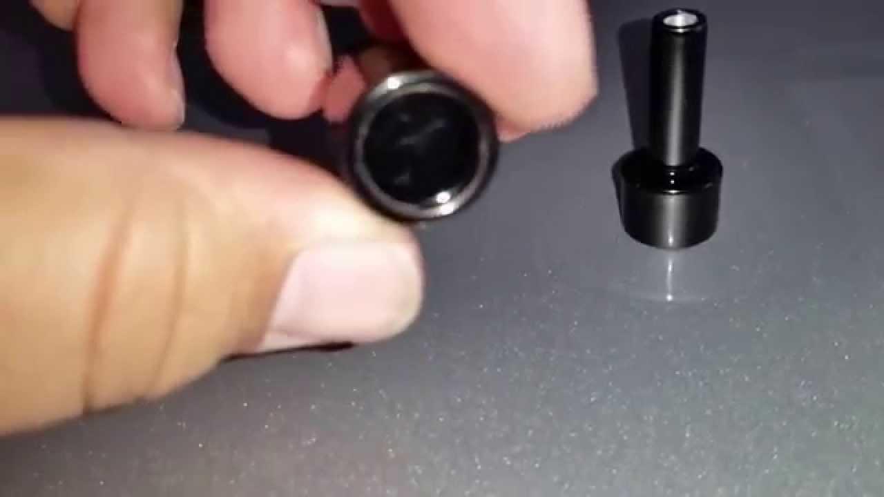 Dodge Challenger door lock pin removal - YouTube