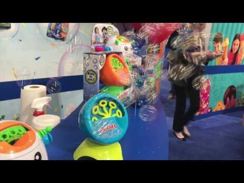 Toy Fair 2017: Little Kids Inc
