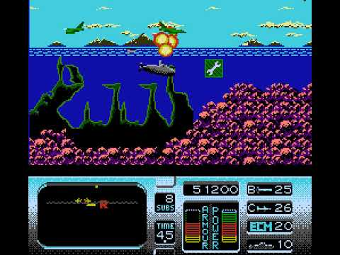 Jag's Longplay +012+ NES - The Hunt for Red October