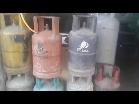 LPG GAS SHOP IN SALAM SARGODHA, Pakistan