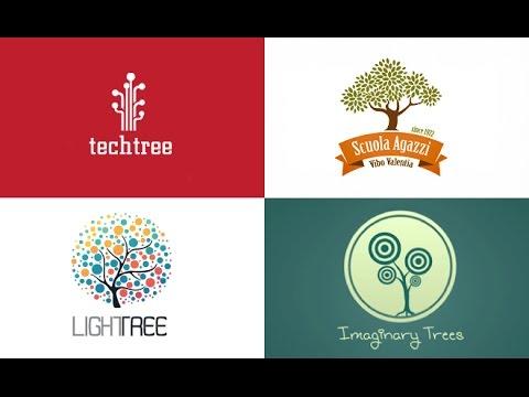 Creative Tree Logo Design inspiration for you