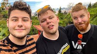 Wilder Tag mit Tanzverbot & Unge   Daily Madeira Vlog