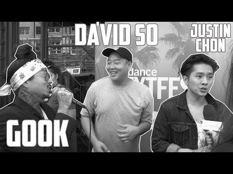 Exclusive  with David So & Justin Chon GOOK the film
