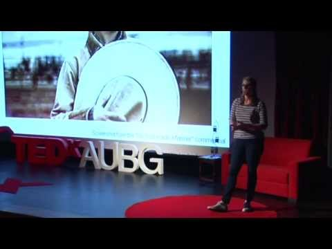 Changing the Perception of Agriculture in Bulgaria: Casey Angelova at TEDxAUBG