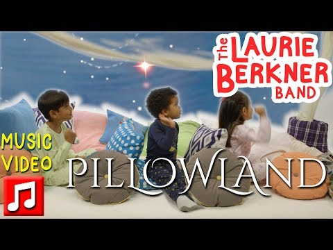 """""""Pillowland"""" By Laurie Berkner With Illustrations By Camille Garoche   Music Videos For Kids"""